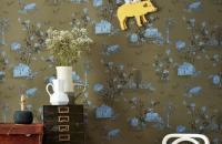Sian Zeng, papeles tapiz magnéticos y con diseños especiales