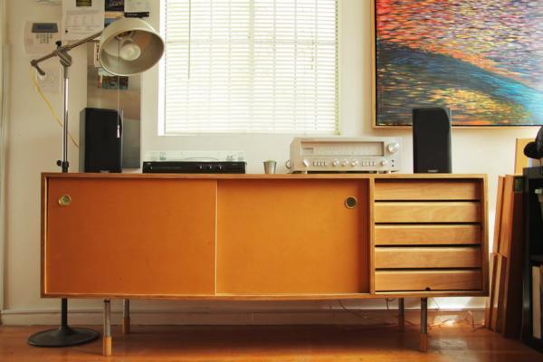 Muebles a os 50 con las mejores colecciones de im genes - Muebles anos 60 ...