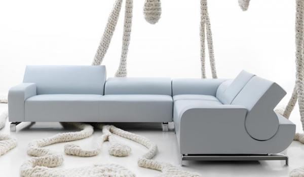 Leolux cl sicos muebles modernos decototal for Sofas contemporaneos