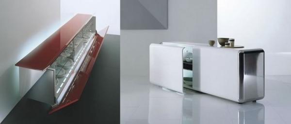 Acerbis, especialistas en muebles de guardado | DecoTotal