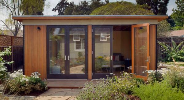 Modern cabana espacio extra por m dulos decototal for Casetas para guardar cosas