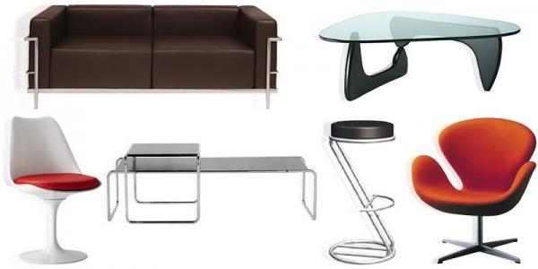 Lowe muebles de dise o a precios accesibles decototal for Replicas de muebles