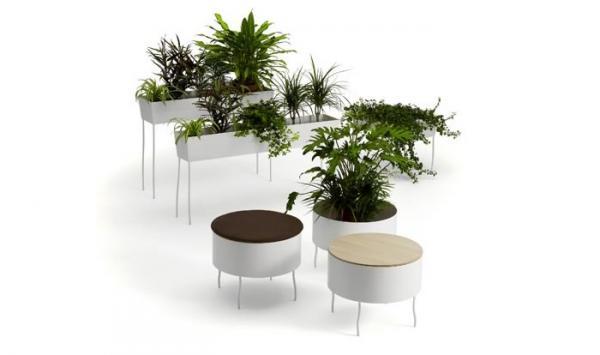 Muebles para planas mueble de tv con cajones y estantes for Muebles para televisiones planas