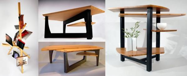 Tomita designs herencia japonesa materiales renovables for Diseno de muebles modernos tapizados