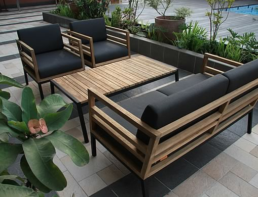 Mamagreen muebles para exterior decototal for Muebles de exterior