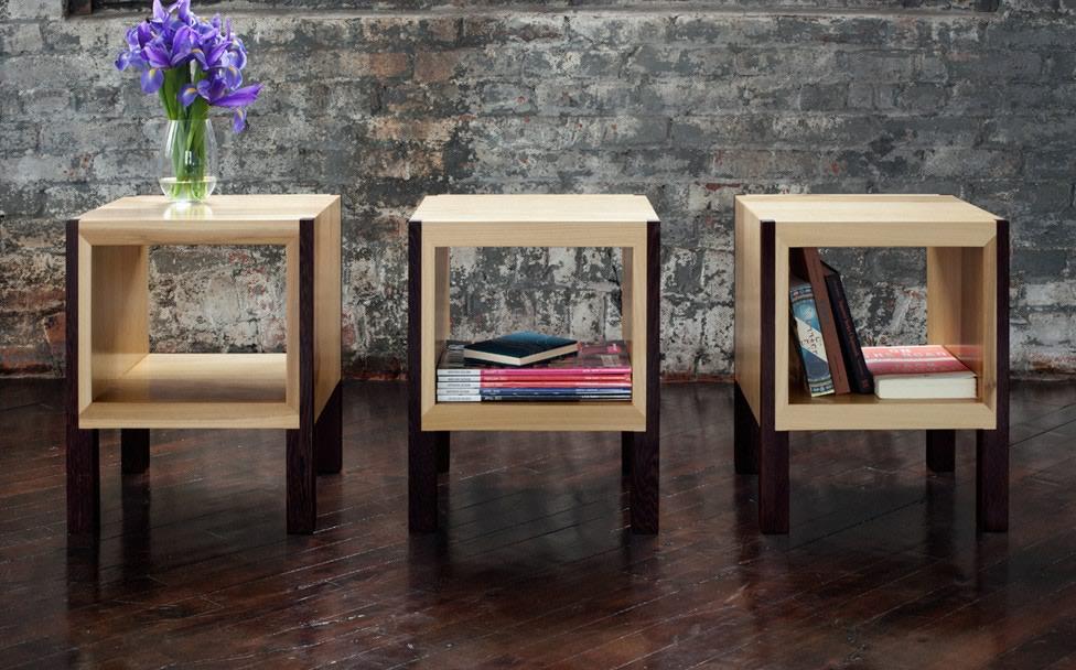 Miles may muebles artesanales de maderas reclamadas for Paginas muebles