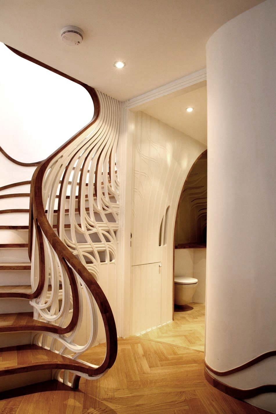 Escaleras Por Computadora De Atmos Studio Decototal