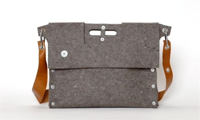 Carga, bolsos de fieltro | DecoTotal