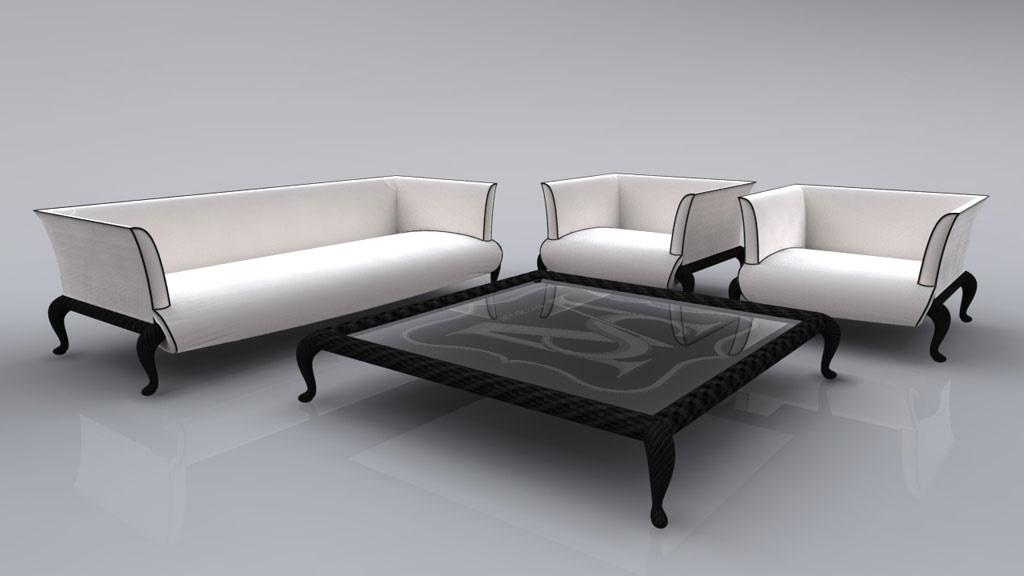 Dolcefarniente mobiliario de exterior con glamour decototal for Mobiliario de exterior