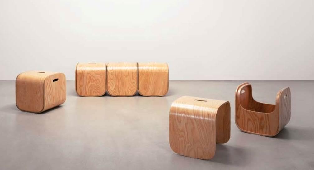 Dune muebles urbanos para ambientes peque os decototal for Muebles el uruguayo