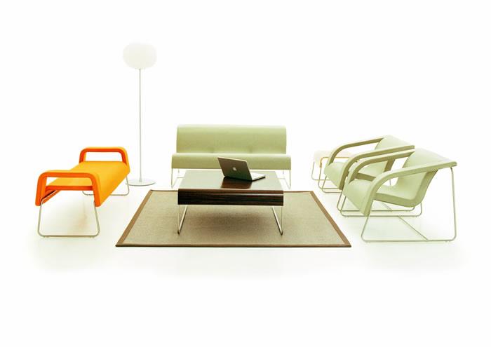 Formway modernos muebles de oficina decototal for Muebles oficina modernos