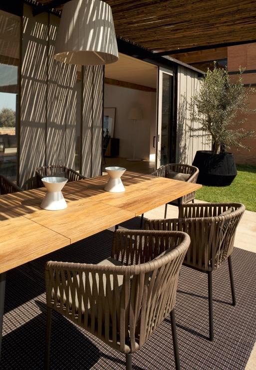 Kettal, muebles de diseño desde España | DecoTotal