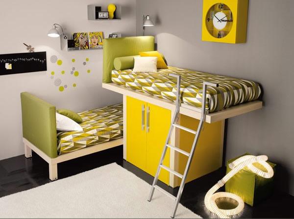 Tumidei spa muebles para espacios peque os decototal for Muebles para espacios reducidos