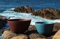 Rina Menardi, cerámicas llenas de color