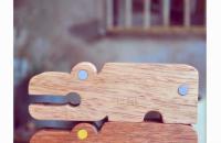 Mamëll, juguetes de madera como los de antes
