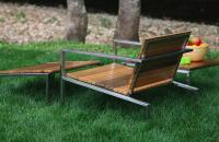 Edwin Blue, muebles de madera