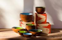 Colbo: vajilla con diseño desde Mendoza, Argentina