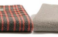 Tina Ratzer, textiles daneses de pura lana