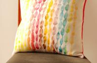 Avril Loreti, textiles a puro color