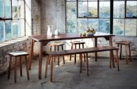 Miles & May, muebles artesanales de maderas reclamadas