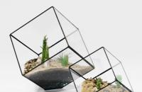Score + Solder, piezas de vidrio y metal