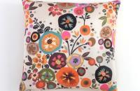 Brie Harrison, flores impresas