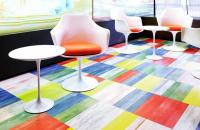 Bauwerk Parquet, reinventando el piso de parquet