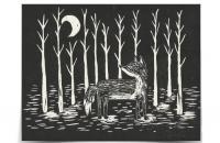 Paper Sparrow, arte inspirado en los animales y la música