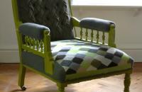 Melanie Porter, muebles bien abrigados