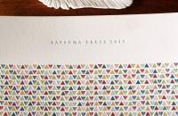 Satsuma Press, impresos