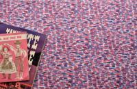 Impresos sobre lino de Nancy Straughan