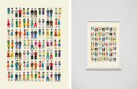 Judy Kaufmann, impresos de la vida cotidiana