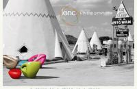 Lonc, Living Products, muebles orgánicos y modernos