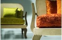 Muebles de jengibre, colección Gingerbread de Lando