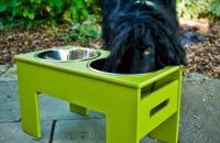 Loll, muebles para exterior de materiales reciclados
