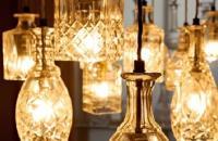 Decanterlights, una colección de lámparas de Lee Broom