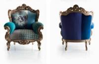Modà, muebles clásicos, tapizados modernos