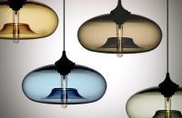 Lámparas de cristal de Niche Modern