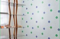 Trend, revestimientos de vidrio reciclado
