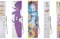 Columnas de ducha personalizadas W.O.W. (why only white) TOTEM